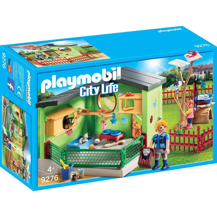Playmobil City Life 9276 Jongen-meisje set speelgoedfiguren kinderen