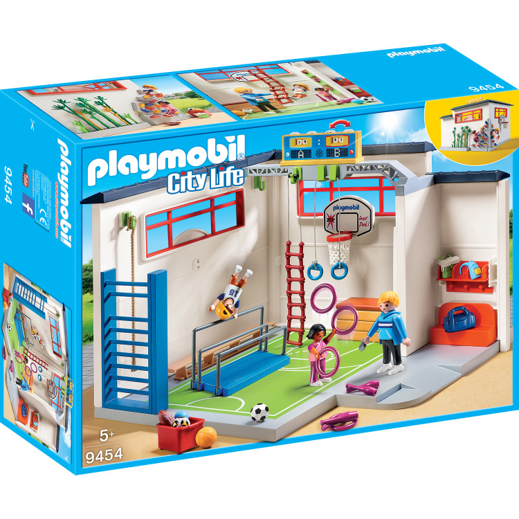 Alternate-PLAYMOBIL City Life - Sportlokaal 9454-aanbieding