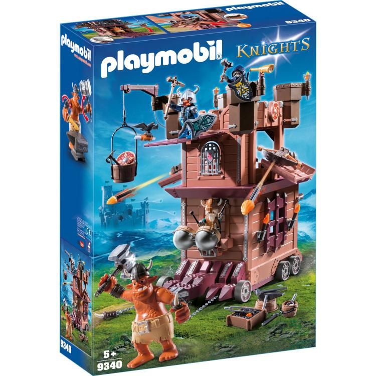 Playmobil Knights 9340 Actie-avontuur speelgoedset
