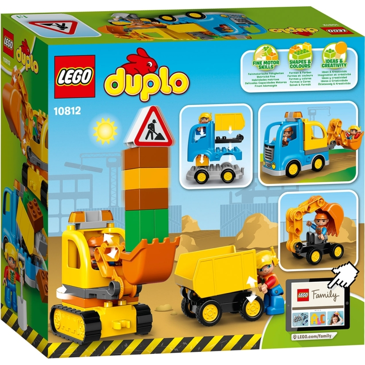 Lego Duplo 101812 Rupsband Graafmachine