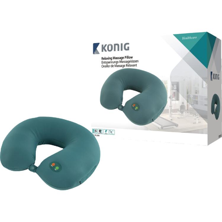 K�nig HC-PL30N U-Vormig Massagekussen
