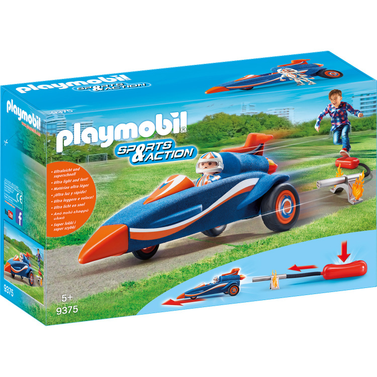 Playmobil Sports & Action 9375 Jongen set speelgoedfiguren kinderen