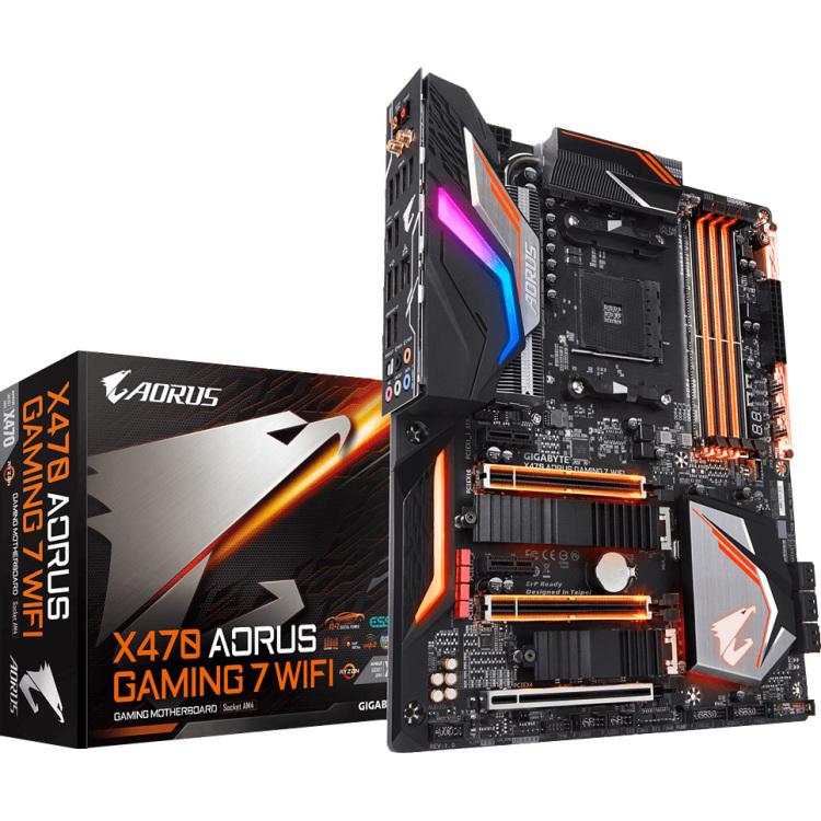 X470 Gaming 7 WiFi