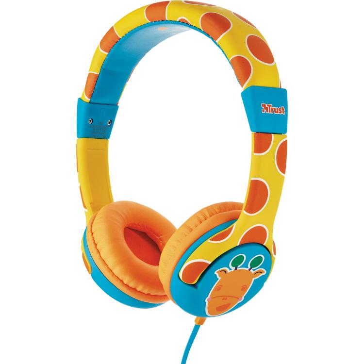 Spila Kids Headphones – giraffe
