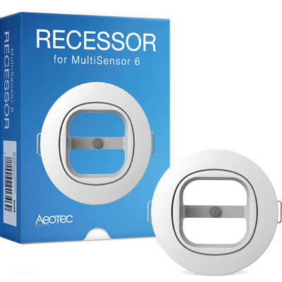 Aeotec Recessor voor Multisensor 6 houder Z-Wave