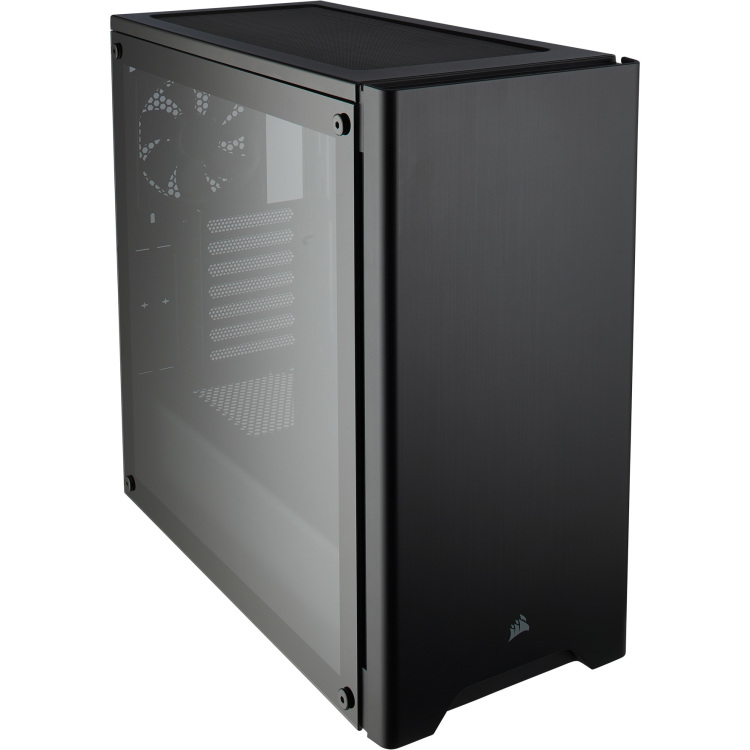Productafbeelding voor 'Carbide Series 275R Tempered Glass Mid-Tower Gamin'