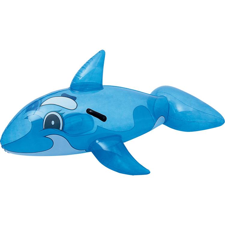 Blauwe Opblaasbare Walvis