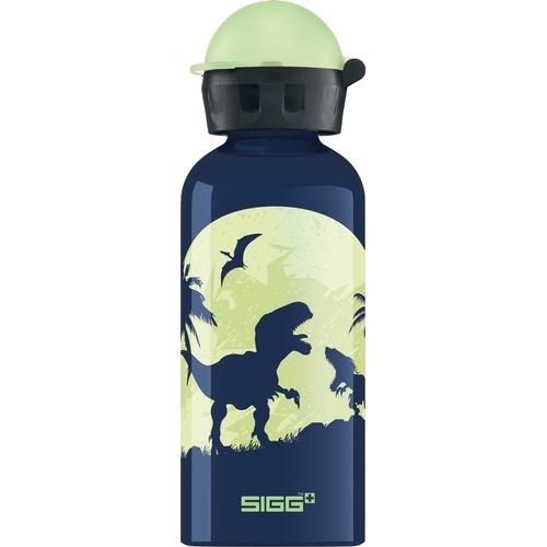 Sigg Drinkbeker glow dino's maan 400 ml