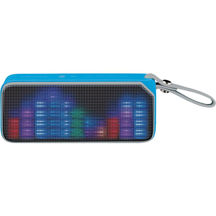 Lenco Bluetooth stereo speaker discolamp BT-191 blauw