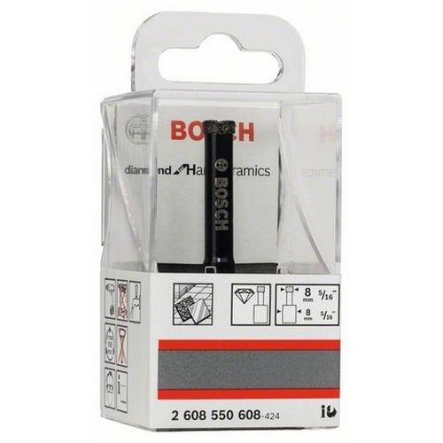Bosch Diamantboor 8mm tegel-plavuizen (per stuk)