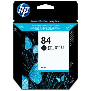 HP 84 - Inktcartridge / Zwart