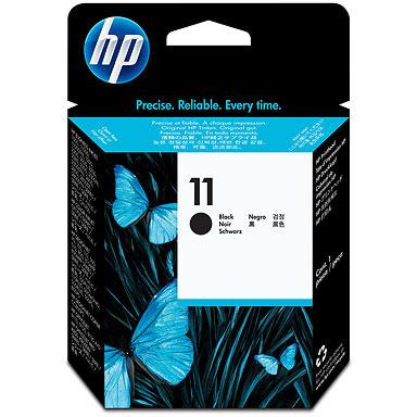 HP 11 - Inktcartridge / Zwart