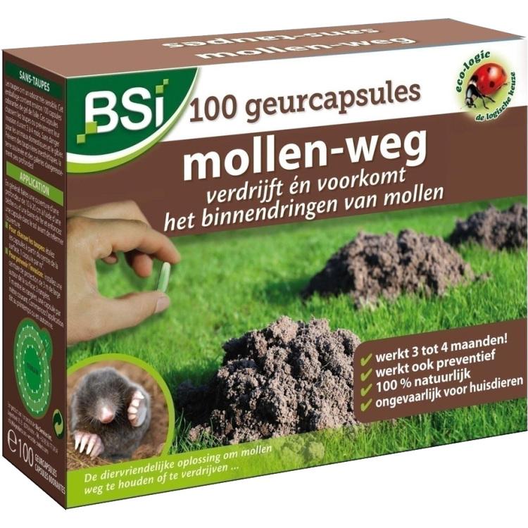 BSI Mollenweg a 100 st per stuks