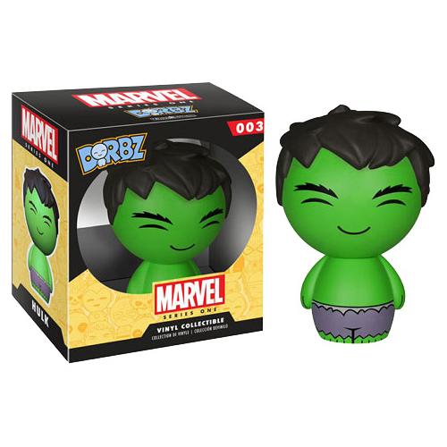 Marvel Hulk Vinyl Sugar Dorbz Action Figure