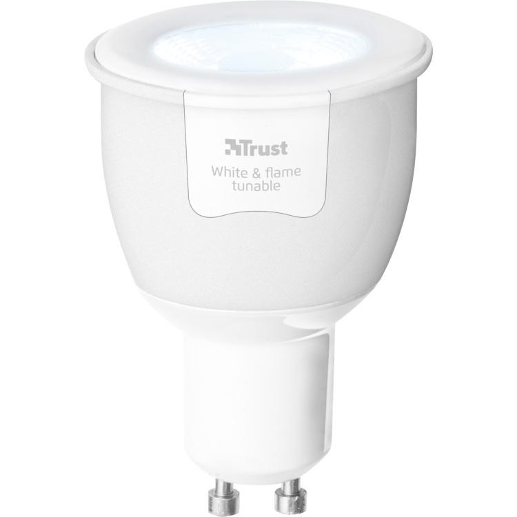 Trust Smart Home GU10 White & Flame