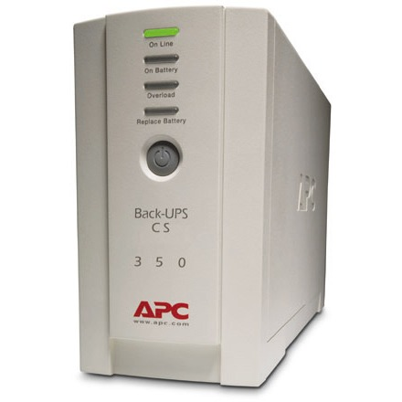 Image of APC Back UPS CS-350 USB / Serial