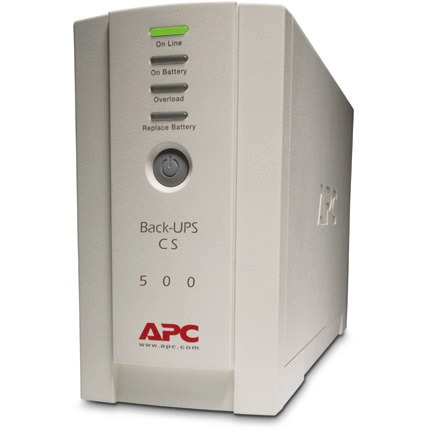 Image of APC Back UPS CS-500 USB / Serial