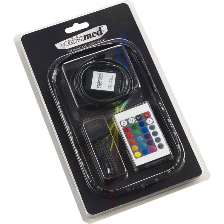 Productafbeelding voor 'WideBeam Magnetische RGB LED Kit'