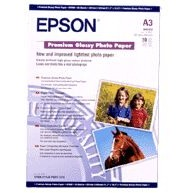 Premium Glossy Photo Paper (20 sheets).255g/m2