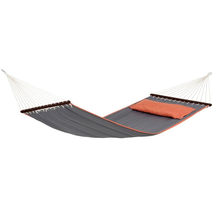 Amazonas American Dream 2 Persoons Hangmat Grey