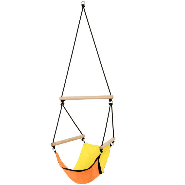 Amazonas Kid's Swinger Kinderhangstoel Geel