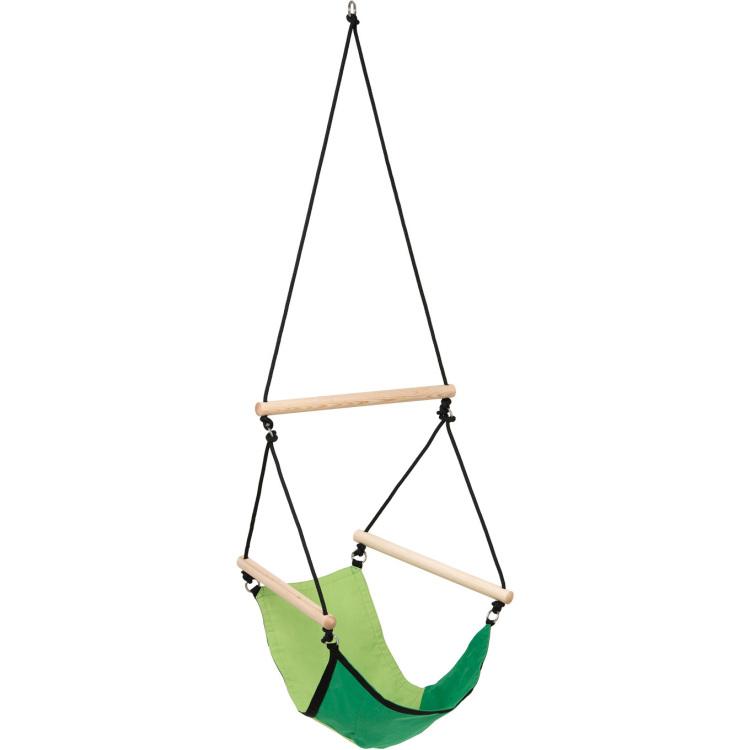 Amazonas Kid's Swinger Kinderhangstoel Groen