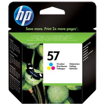 HP Inktpatroon »HP C6657AE« HP 57