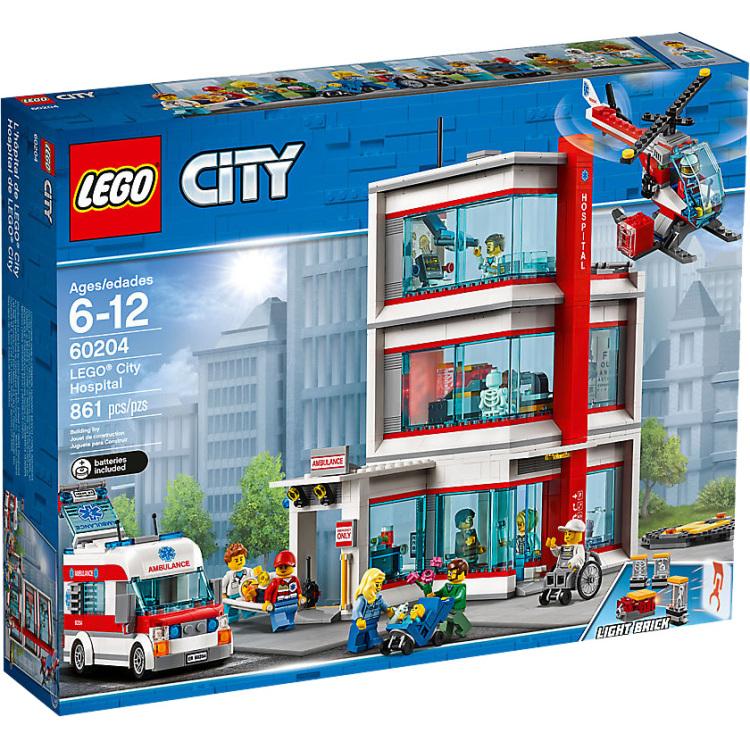 City - LEGO City ziekenhuis
