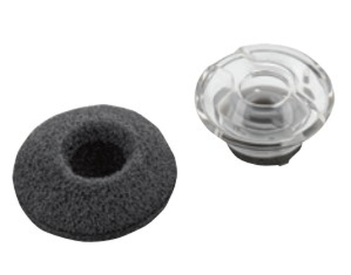 Plantronics Spare, Eartip Kit, Medium and Foam Covers, UC-Mobile for Voyager Legen (89037-02)
