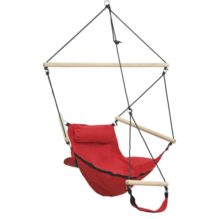 Amazonas Swinger Hangstoel Rood
