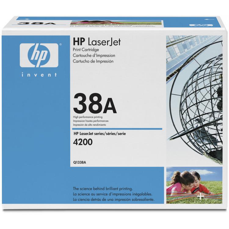HP Tonercassette »HP Q1338A« HP 38A