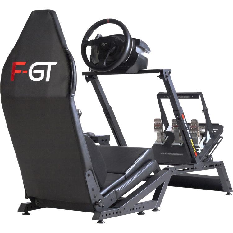 Next Level Racing F-GT Formula and GT Simulator Cockpit gamestoel