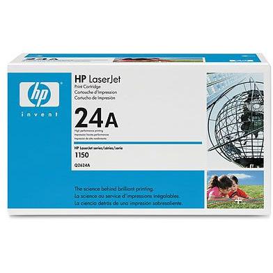 HP Tonercassette »HP Q2624A« HP 24A