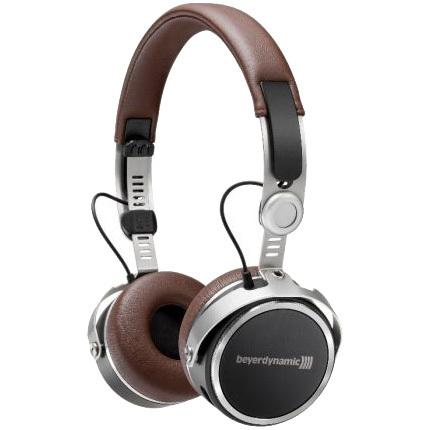 Beyerdynamic Aventho Wireless Bluetooth Headphones Brown