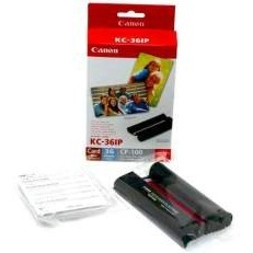 Canon KC-36IP Selphy Easy Ink & Photo Pack