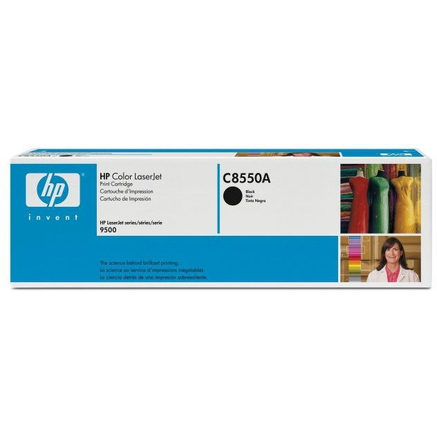 HP 822A - Tonercartridge / Zwart