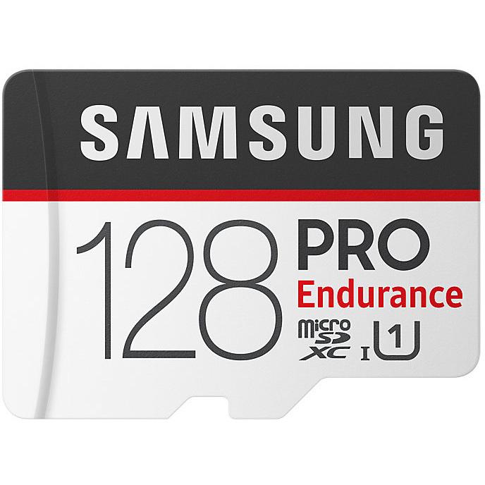 Samsung 128GB MicroSD Class 10 Pro Endur