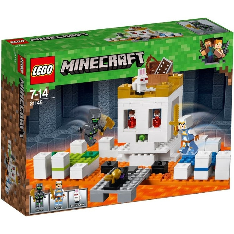 LEGO® Minecraft™ The Skull Arena