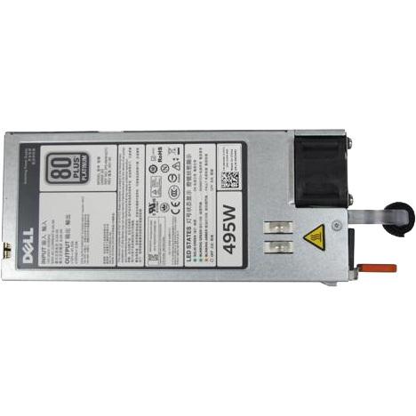 Single, Hot-plug voeding (1+0), 495 watt ,CusKit