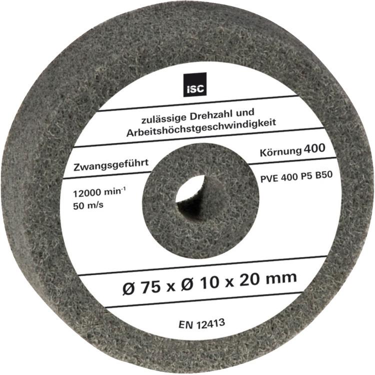 Polijstschijf K400 75x10x20 mm kopen