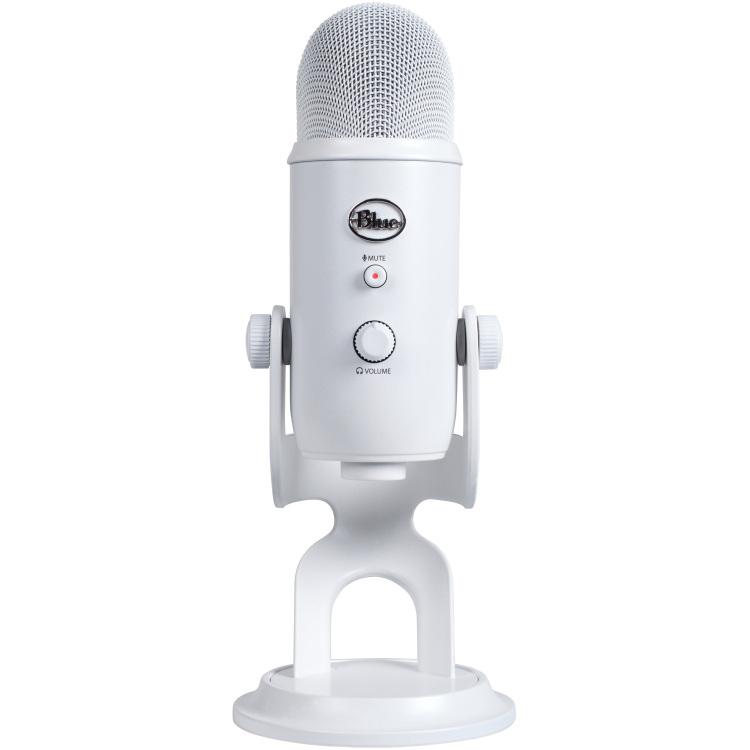 Blue Microphones Hoofdtelefoon Yeti Wit