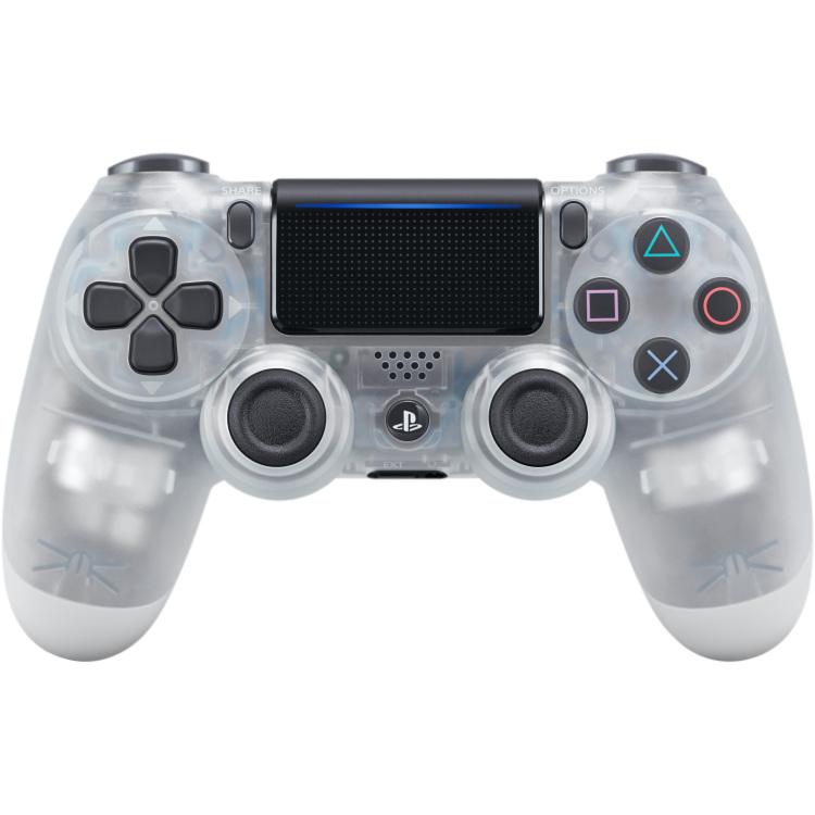 PS4 DualShock controller V2 Crystal White