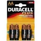 Duracell LR6 AA batterijen 4-pak