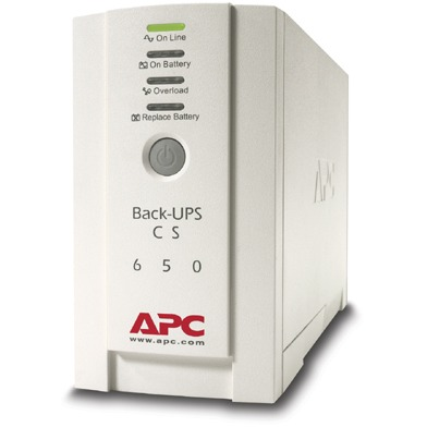 Image of APC Back-UPS 650VA 230V