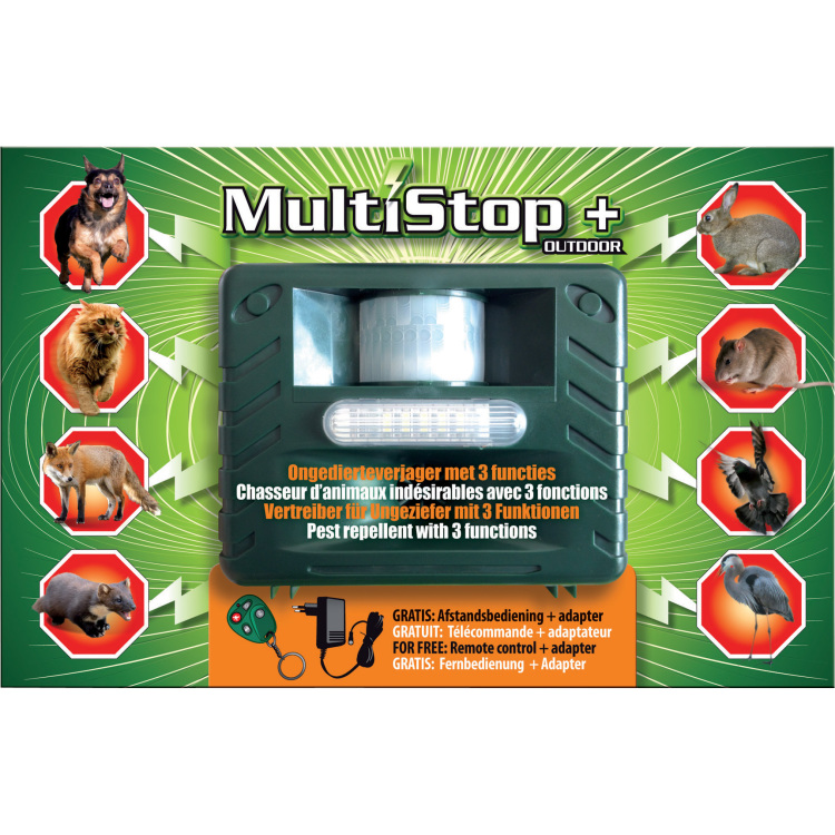 Multistop Outdoor+