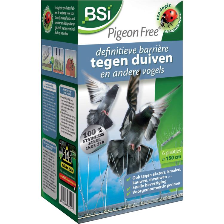 Pigeon Free barrière tegen vogels