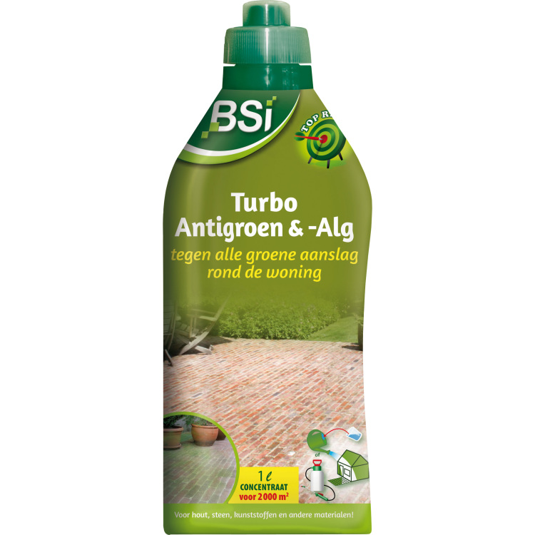 Turbo Antigroen & -alg