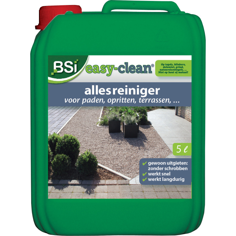 Easy-clean allesreiniger