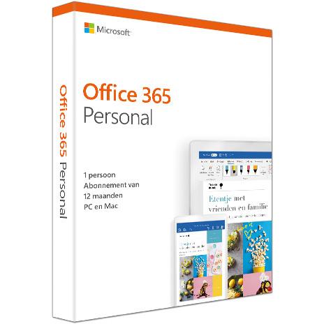 Office 365 Personal Software>Software Microsoft kopen? Lees eerst dit.