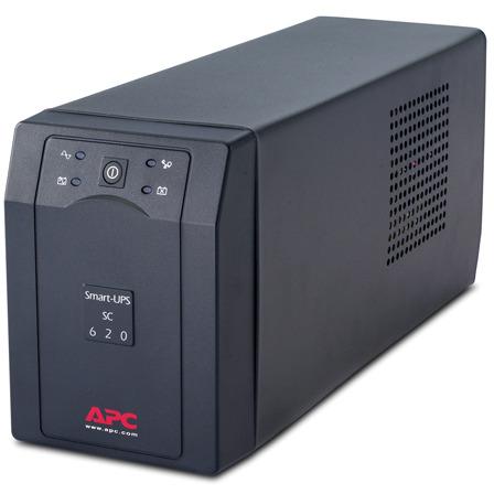 NEW! APC Smart-UPS SC 620VA 230V